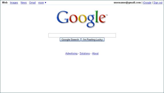 Google Prototype Avancé